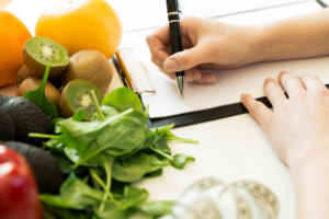 Meal Planning Blank List